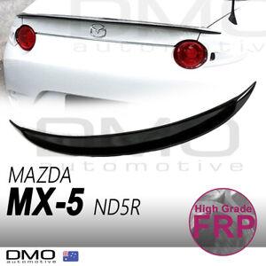 Mazda MX-5 Miata ND 2015-on OKAMI G-style Ducktail rear spoiler FRP