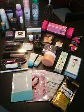 Glossybox XXL Beauty-Paket Luxus Rituals benefit sleek Set über 60 Teile Neu