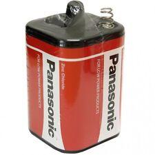 Panasonic 6 V, 4R25R HEAVY DUTY PILA zinco-cloruro