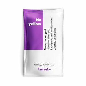 Fanola Official No Yellow Shampoo 15ml Sachet