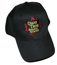Grand Trunk Railway System Embroidered Hat [hat74]