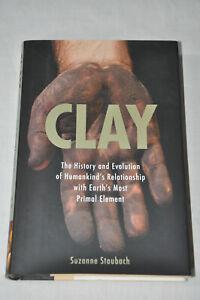 Clay Suzanne Staubach Widmung und Signatur history evolution humankind relation