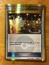 Switch Secret Rare - Pokemon Primal Clash 163/160