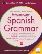McGraw-Hill Education Intermediate Spanish Grammar, Palencia, Ramon, Aragones, L