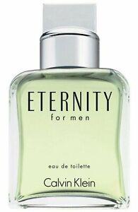 ETERNITY by Calvin Klein cologne for men EDT 3.3 / 3.4 oz New Tester