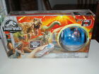 Jurassic World Gyrosphere RC Vehicle w/ 2 Action Figures Remote Control - NEW