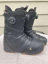 Burton Imprint 3 Adult Dual Boa Snowboard Boot - ALL SIZES  **GREAT CONDITION**