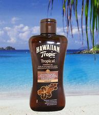 HAWAIiAN TROPIC ZERO FACTOR TROPICAL TANNING OIL SPF 0 SUN OIL TANNING LOTION