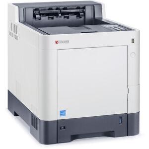 Kyocera P6035 ECOSYS P6035cdn A4 Colour Printer, VeryLowCountUnder7K, WARRANTY!