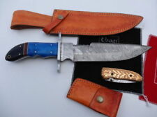 Brass Handle Hunting Original Collectable Fixed Blade Knives
