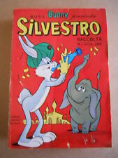 Raccolta SILVESTRO n°1 1970 edizioni Cenisio  [G401]