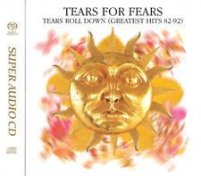 Tears for Fears - Tears Roll Down (Greatest Hits 82-92) (Hybrid SACD) [New SACD]
