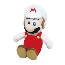 "Super Mario Fire Mario 10"" Plush Toy"