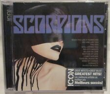 CD Scorpions - Icon (Universal, 2010) Brand New