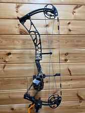 "New Elite Ritual 30 70# 28.0"" Rh Realtree Timber Riser Black Limbs Compound Bow"