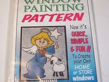 window painting patterns-angelface