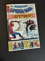 Amazing Spider-Man #13 Silver Age Replica Edition ☆☆☆☆ 1st app. Mysterio