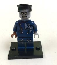 Genuine LEGO Minifigure Zombie Driver - from Monster Fighters - mof012