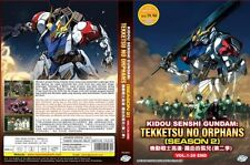 Mobile Suit Gundam Iron-Blooded Orphans (Season 2 Vol.1-26 end) English subtitle