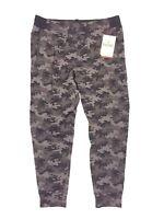 RHONE Mens Gray Black Camo Spar SeaCell Jogger Sweat Pants Sz XL (MSRP $118)