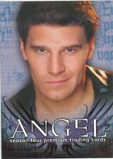 ANGEL SEASON 4 2003 INKWORKS SAN DIEGO COMIC CON EXCLUSIVE PROMO CARD A4-SD2003