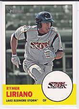 Rymer Liriano San Diego Padres 2012 Topps Heritage Minor League