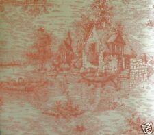 12sr Strahan Museum Quality Handprinted Toile Wallpaper