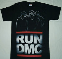 RUN DMC - Group Logo - T SHIRT Small Brand New - Official Licensed T Shirt