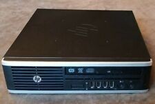 HP Compaq 8200 Elite USDT IC i5-2400S 2.50GHz 8GB RAM COA AC Caddy DVD *NO HD OS