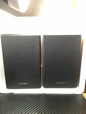 Pair of Teac LS-MC80 2-Way Main Stereo Speaker System. 60W