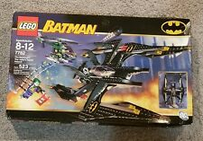 Lego BatmanThe Batwing: The Joker's Aerial Assault (7782)