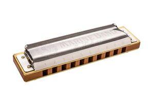 Hohner Marine Band key D. New Warranteed Tracked, fast, free shipping.