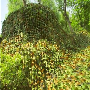 2x3M Camouflage Camo Nets Camping Hunting Anti Aerial Shade Military Surplus