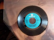 1971 VG+ RARE Bobby Sherman Cried Like A Baby / Is Anybody There  MM 206   45