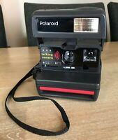 POLAROID 636 Talking Camera Instant Photography Vintage