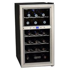 18 Bottle *Dual Zone* Wine/Beverage Cooler Cellar. Was $229.00 Koldfront/ Rv's