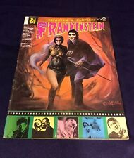 Castle of Frankenstein Magazine No. 16 July 1971