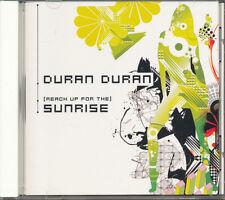 Duran Duran Sunrise (promo) + Perfect Day (promo & import) RARE CD singles