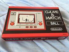 Brand new Club Nintendo Limited Game & Watch BALL