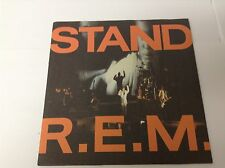 "REM Stand 7"" R.E.M 075992283373 Stand by REM VINYL 7"" EX/EX"