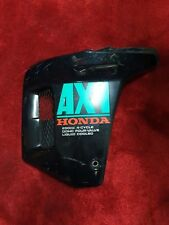 HONDA AX-1 AX1 BODY PANEL FAIRING WATCH PICTURES FOR CONDITION VERKLEIDUNG