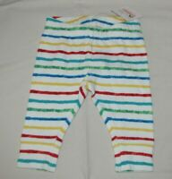 Baby Gymboree Unisex Boy Girl The Hungry Caterpillar Rainbow Stripe Pants 0-3