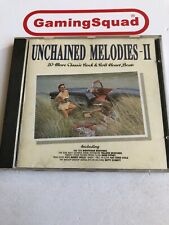 Unchained Melodies 2 CD, Supplied by Gaming Squad
