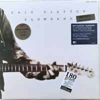 "Eric Clapton "" SLOWHAND "" Remastered 180 G Vinyl LP 35th Anniversary Half Speed"