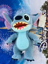 2021 Disney Parks Stitch From Lilo & Stitch Hand Puppet Medium Plush New Tags