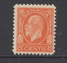 Canada Sc 200 MNH. 1932 8c red orange KGV, F-VF