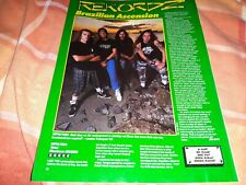 More details for sepultura - arise magazine review / photo