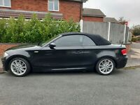 58 BMW 118i M SPORT CONVERTIBLE 50K 1 OWNER