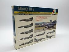 Italeri 2674 Mirage IIIE Armee De L'Air 1/48 scale plastic model kit