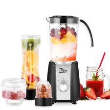 2L 2200W Commercial Blender Mixer Juicer Food Processor Bar Fruit Blender UK1898